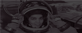 An Indian-American Woman in Space