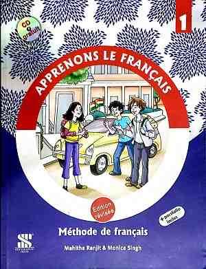 Apprenons Le Français - Méthode de français - 1